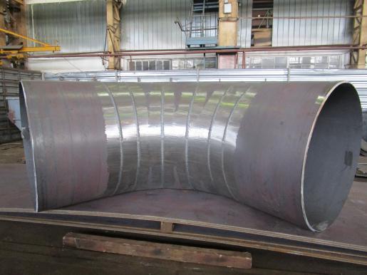 Отводы стальные — ТрубСталь