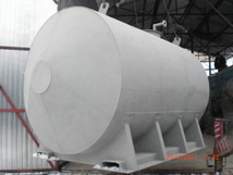 Резервуары и ёмкости — ТрубСталь